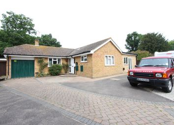 Thumbnail 3 bed bungalow for sale in Bargrove Road Woodlands, Maidstone
