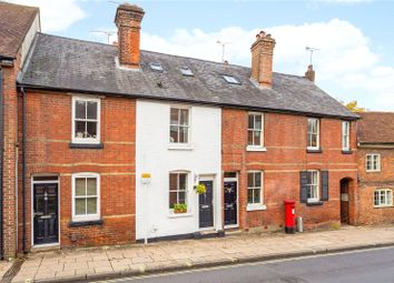 Thumbnail 3 bed terraced house for sale in Chesil Street, Winchester, Hampshire