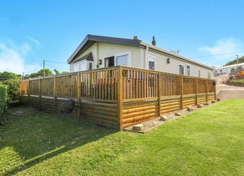 Thumbnail 2 bed mobile/park home for sale in Bayview Gardens, Gower, Swansea
