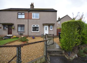 Thumbnail 2 bed semi-detached house for sale in Bellevue Road, Kilmarnock
