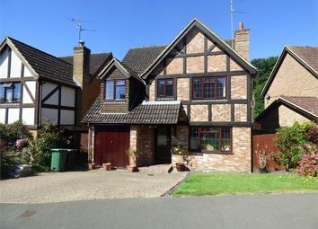 Thumbnail 4 bed detached house for sale in Oakfield Way, Bexhill-On-Sea