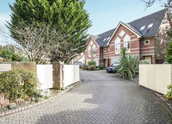 Thumbnail 3 bedroom town house to rent in Church Mews, Church Road, Poole