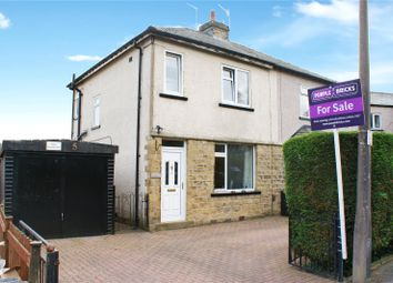 Thumbnail 3 bed semi-detached house for sale in Ash Mount, Keighley, West Yorkshire