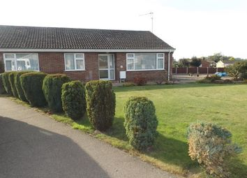 Thumbnail 3 bed bungalow to rent in Burnham Road, Downham Market