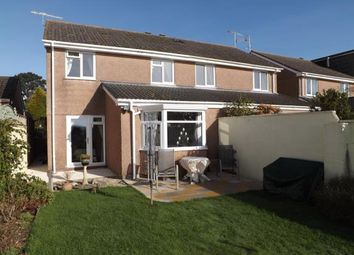 Thumbnail 3 bed semi-detached house for sale in Torpoint, Cornwall, Uk