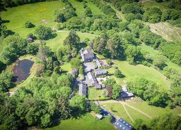 Thumbnail 8 bed country house for sale in Ffestiniog, Blaenau Ffestiniog, Gwynedd