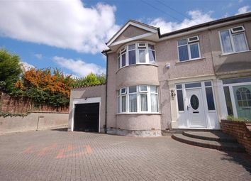 Thumbnail 3 bedroom end terrace house to rent in Dalkeith Avenue, Kingswood, Bristol