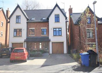 Thumbnail 4 bedroom property for sale in The Moorings, Worsley, Manchester