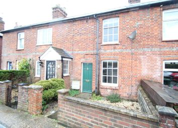 Thumbnail 2 bed terraced house to rent in Winchester Road, Whitchurch