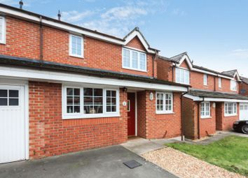 Thumbnail 3 bed semi-detached house for sale in 421 Brook Street, Fulwood, Preston
