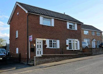Thumbnail 3 bed detached house for sale in Kirmond Road, Market Rasen