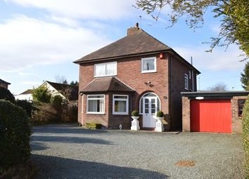 Thumbnail 3 bed detached house for sale in Smithfield Road, Market Drayton