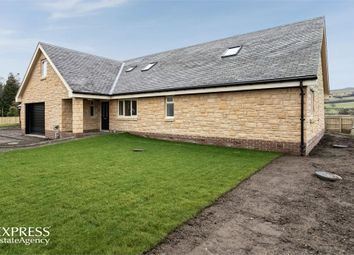 Thumbnail 4 bed detached house for sale in Burnside, Thropton, Morpeth, Northumberland