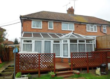 Thumbnail 2 bedroom semi-detached house to rent in Brent Gardens, Reading