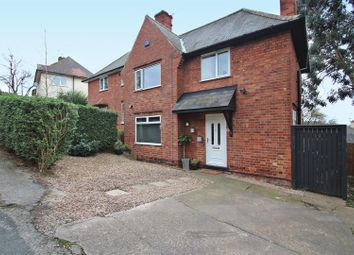 Thumbnail 3 bed semi-detached house for sale in Ranby Walk, Nottingham