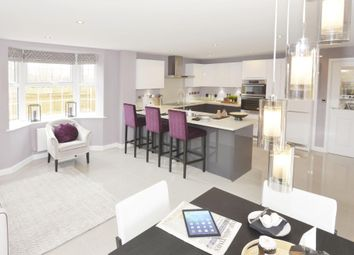 "Thumbnail 5 bed detached house for sale in ""Henley"" at Black Firs Lane, Somerford, Congleton"
