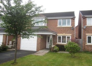 Thumbnail 3 bed detached house for sale in Goode Way, Crewe