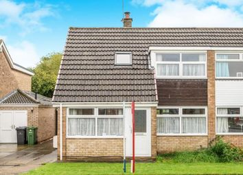Thumbnail 4 bed semi-detached house for sale in Bramble Dene, York
