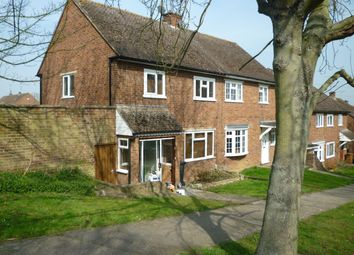 Thumbnail 3 bed property to rent in Red House Close, Ware