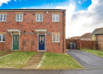 Thumbnail 2 bed semi-detached house for sale in Redmire Dr, Consett, County Durham