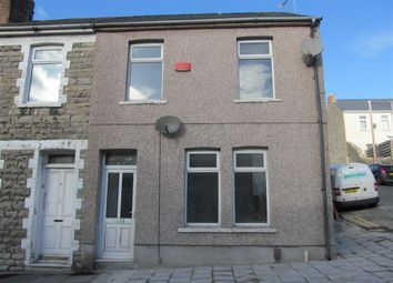 Thumbnail 2 bed end terrace house to rent in Queen Street, Barry, Vale Of Glamorgan