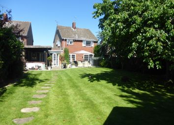 Thumbnail 3 bed detached house for sale in Sherbourne Drive, Maidenhead