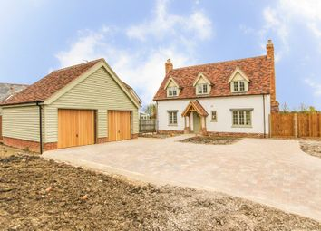 Thumbnail 4 bedroom detached house for sale in High Street, Cheveley, Newmarket
