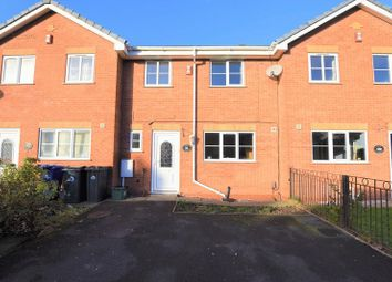 Thumbnail 3 bed mews house for sale in The Greenways, Edge View Road, Baddeley Edge, Stoke-On-Trent