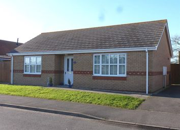 Thumbnail 2 bed detached bungalow for sale in Dymoke Road, Mablethorpe