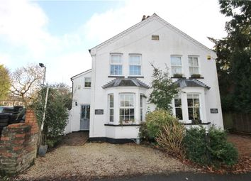 Thumbnail 3 bed semi-detached house for sale in Bagshot Road, Englefield Green, Surrey