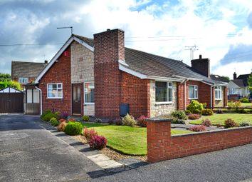 Thumbnail 2 bed semi-detached bungalow for sale in Dukes Crescent, Sandbach
