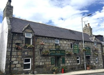 Thumbnail Pub/bar for sale in Aberchirder, Aberdeenshire