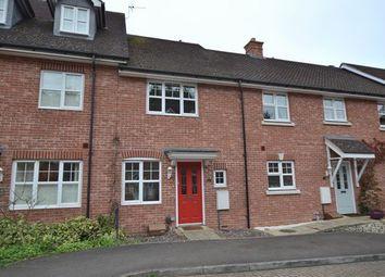 Thumbnail 2 bed terraced house to rent in Stockbridge Road, Fleet