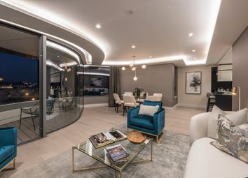 Thumbnail 3 bed flat to rent in The Corniche, 21 Albert Embankment, London