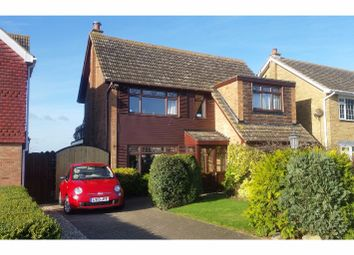 Thumbnail 3 bed detached house for sale in Sunnyfields Drive, Sheerness