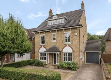 Thumbnail 5 bedroom property for sale in Hayward Road, Thames Ditton
