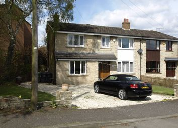 Thumbnail 5 bed semi-detached house for sale in Town Moor Lane, Thurstonland, Huddersfield