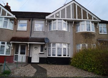 Thumbnail 3 bed terraced house to rent in Clifford Avenue, Ilford
