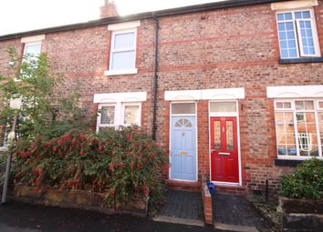 Thumbnail 2 bed terraced house for sale in Brunswick Road, Altrincham
