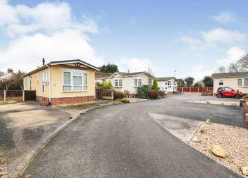2 bed mobile/park home for sale in St. Oswalds Park, Dunham-On-Trent, Newark NG22