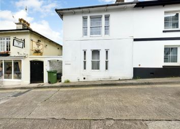 Thumbnail 1 bed flat to rent in Park Hill Road, Torquay