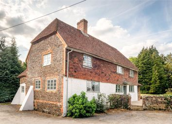 Thumbnail 4 bedroom detached house to rent in Tilford Road, Tilford, Farnham