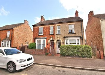 Thumbnail 3 bed semi-detached house for sale in Stuart Road, Kempston, Bedford
