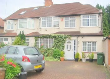 6 bed semi-detached house to rent in Sylvia Avenue, Hatch End, Pinner HA5