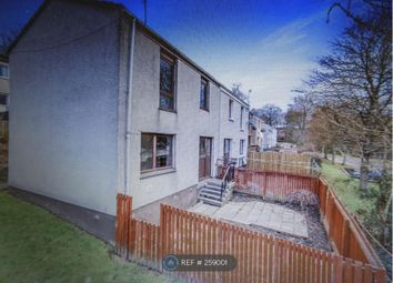 Thumbnail 2 bed end terrace house to rent in Millbank Road, Dingwall