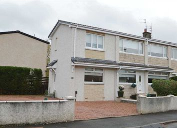 Thumbnail 4 bed semi-detached house for sale in Clyde Valley Avenue, Motherwell