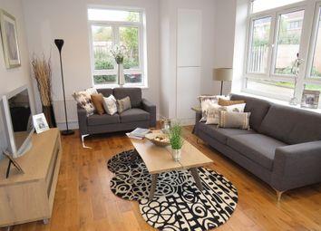 Thumbnail 2 bed flat for sale in Lime Tree, Crockford Lane, Chineham Business Park, Chineham, Basingstoke