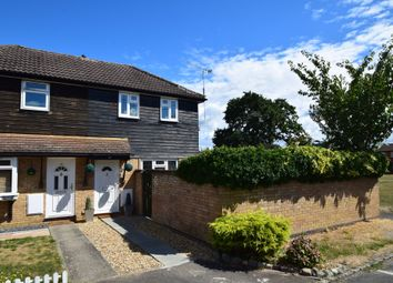 Thumbnail 1 bed terraced house for sale in Wargrove Drive, College Town, Sandhurst