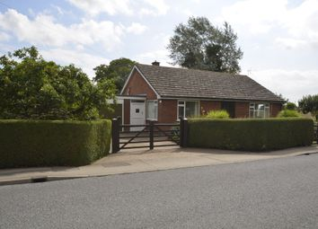 Thumbnail 2 bed detached bungalow for sale in Kirton Road, Trimley St. Martin, Felixstowe