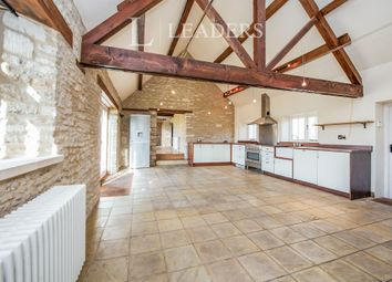 Thumbnail 5 bed detached house to rent in West End Farm, Poole Keynes